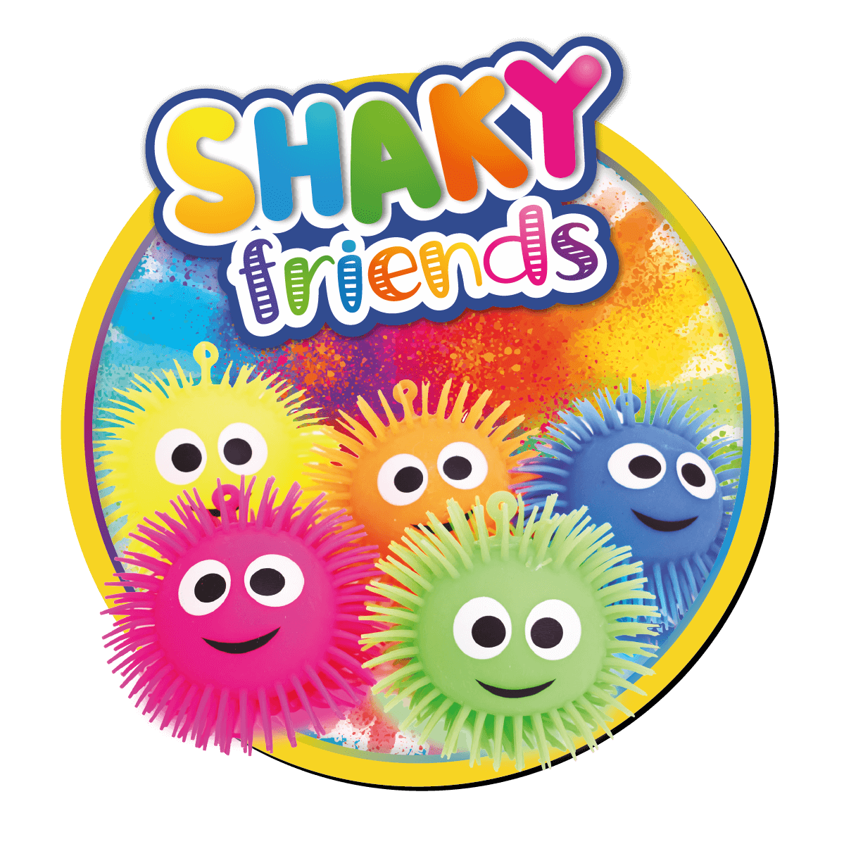 Shaky Friends