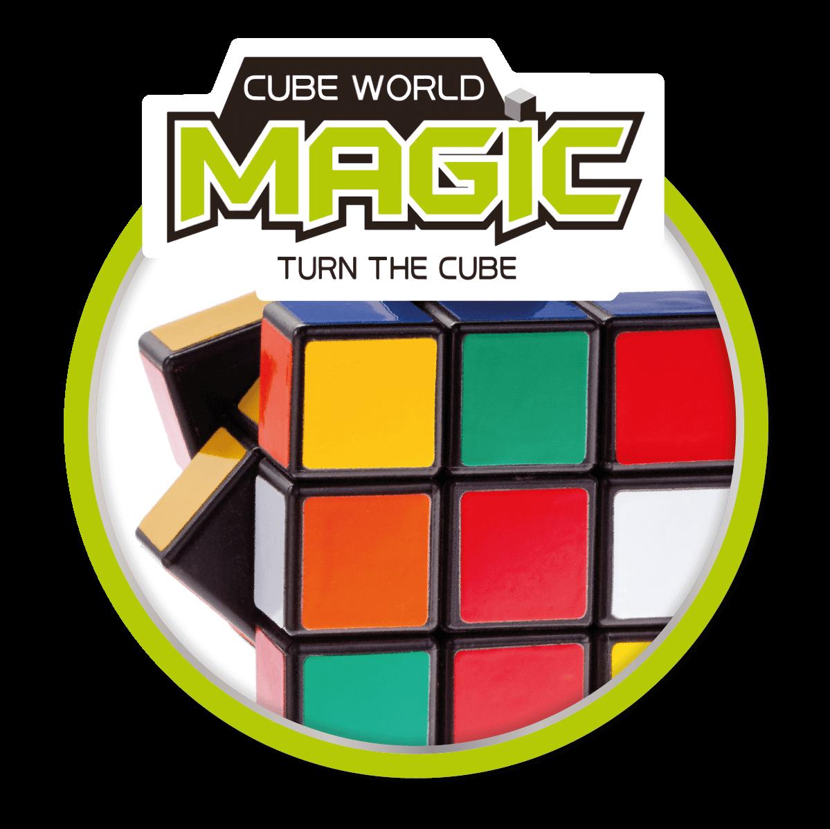 Cube World Magic